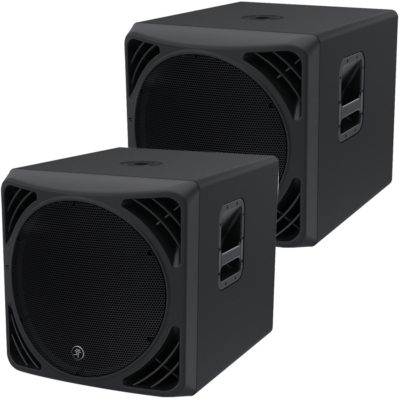 Active Subwoofers