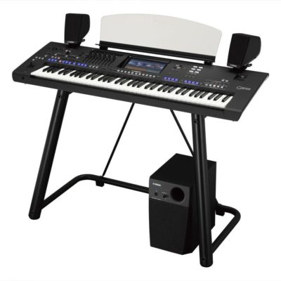 Keyboard Workstations
