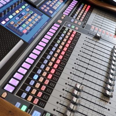 Studio Mixers