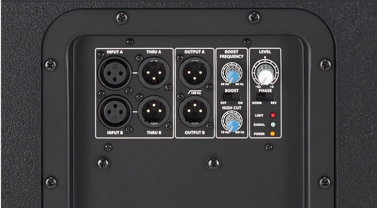 Behringer Eurolive B1800XP : 18″ Active Subwoofer – Rock Solid Music