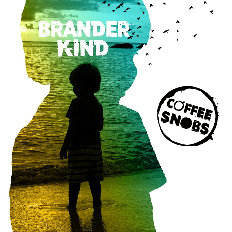 Coffee Snob sings about the carefree spirit of and their unconditional love for their child in single, Branderkind