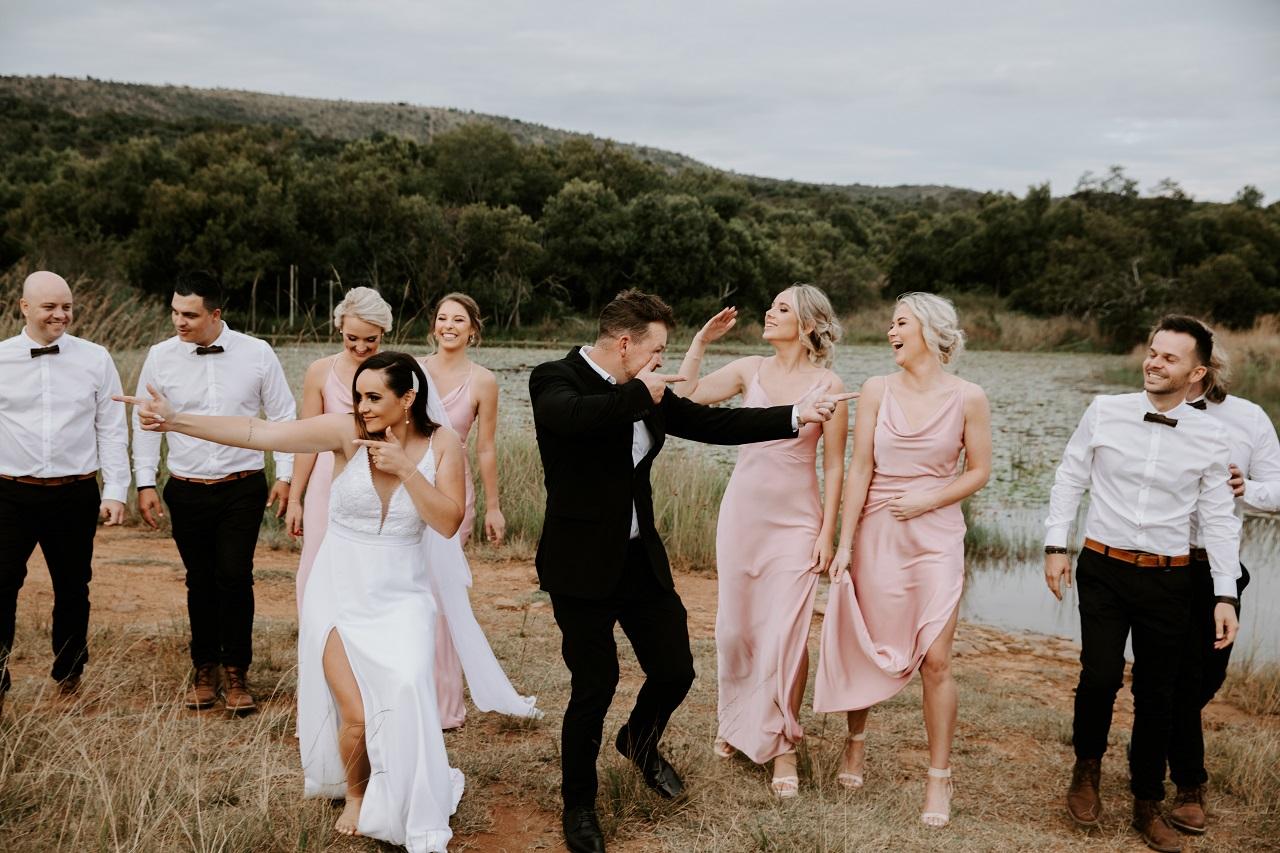 Juan Boucher releases music video of his wedding!